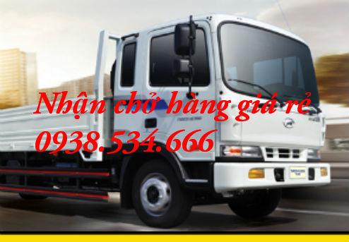 Cần thuê xe tải giá rẻ chuyển nhà tại TPHCM