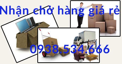Vận chuyển văn phòng trọn gói tại quận 8