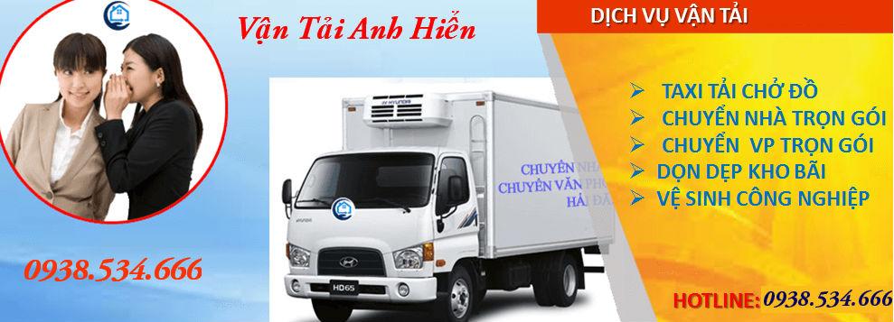 Cho thuê xe tải nhỏ chuyển nhà trọn gói tại quận 12
