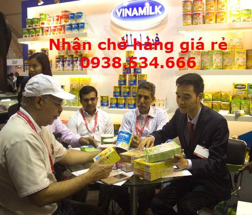 Cần thuê xe tải nhỏ chở sữa bột giá rẻ