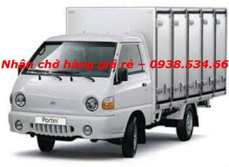 Thuê xe tải giá rẻ tại khu công nghiệp Bình Chiểu