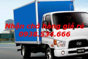 Cho thuê xe tải, chở hàng hóa giá rẻ