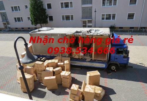 Nhận chở thuê vận liệu nặng